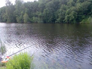 Тихая речка Вазузу