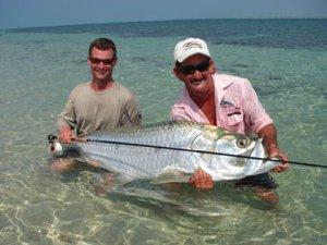 Спортивное рыболовство на Кубе