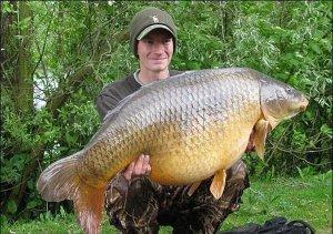 Рыбалка в Англии