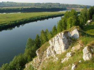 Рыбалка на реках в близи г. Молотова