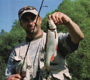 Снасти для ловли голавля