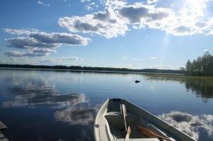 Рыболовные угодья восточной Эстонии
