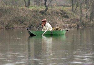 Рыбалка на реке Матыре