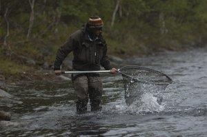 Рыбалка севернее Кольского