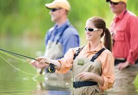 Корпоративная рыбалка