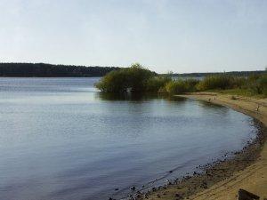 Поездка на Рыбинское водохранилище