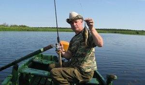 Техника безопасности при рыбной ловле