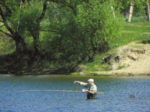 Привлечения рыбы к месту ловли