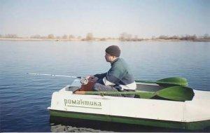 Отвесное блеснение судака с лодки