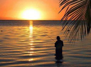 Рыбалка и отдых на Маврикии