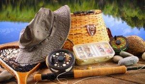 Рыболовное снаряжение будующего
