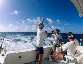 Морская рыбалка в Анталии