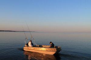 Выбираем моторную лодку для рыбалки