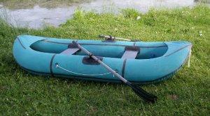 Типы лодок для рыбалки