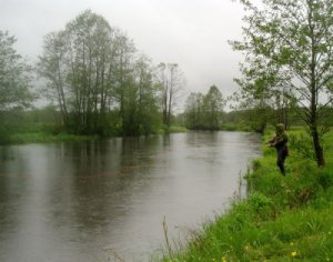 Влияние погоды на рыбалку