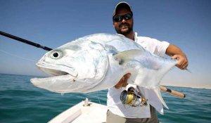 Ловля рыбы и тур в Эмираты
