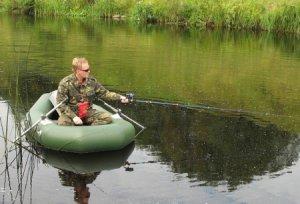 Лодки пвх для рыбалки