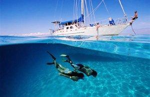 Австралия – рыбалка, дайвинг и яхтинг