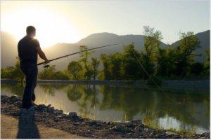 Мечты об отдыхе и рыбалке