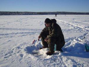 Зимняя рыбалка и ее особенности