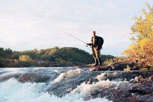 Лицензионный лов семги