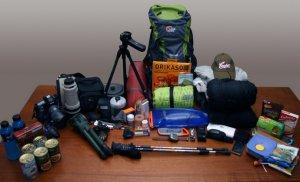 Список вещей, которые стоит взять с собой на рыбалку