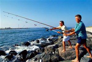 Рыбалка в Одессе
