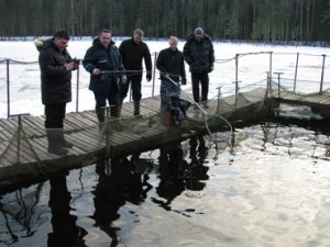 Рыбалка за деньги Ярославское шоссе