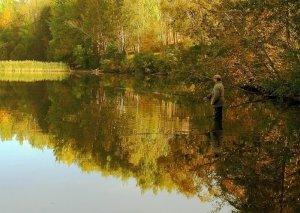 Осеняя рыбалка