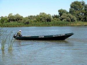 Рыбалка на нижней дельте Волги