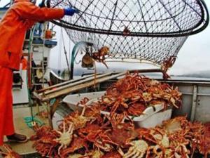 Морской деликатес с клешнями