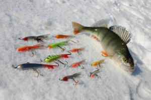 Рыбалка в зимнее время