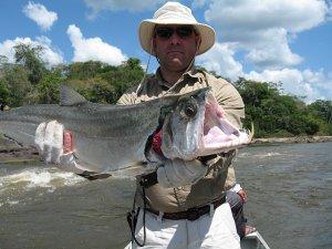 Отправляемся на экзотическую рыбалку