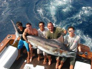 Морская рыбалка в Таиланде