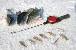 Рыбалка зимой. Основные правила