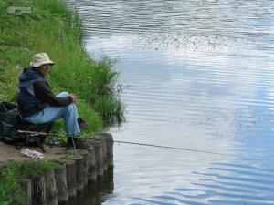 Выбираем пруд для рыбалки на карпа