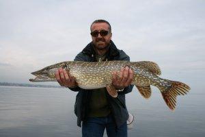 Рыбалка во Франции