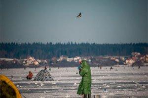 На рыбалку под Минском