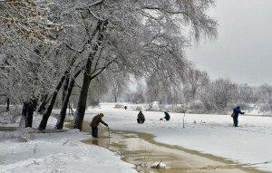 Первый лед — история и аспекты удачной рыбалки
