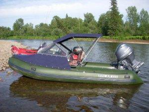 Большие плюсы покупки лодки