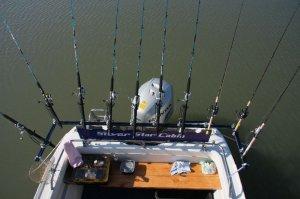 Ловля рыбы на Днестре