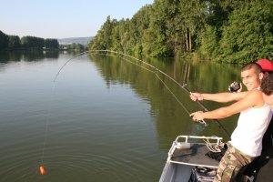 Рыбалка в Европе: Франция