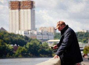Рыбалка в Москве: Серебряный бор