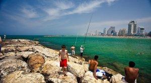 Ловля рыбы: Израиль