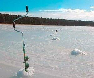Как выбрать место для зимней рыбалки