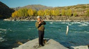 Абхазия – лучший мир для рыболова