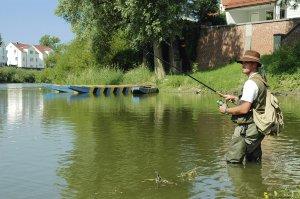Рыбалка за границей: Германия