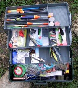 Новичку: что взять на рыбалку