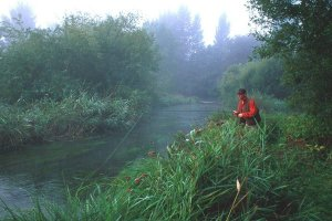 Рыбачим в Ленинградской области