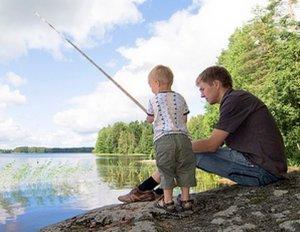Как нужно вести себя на рыбалке